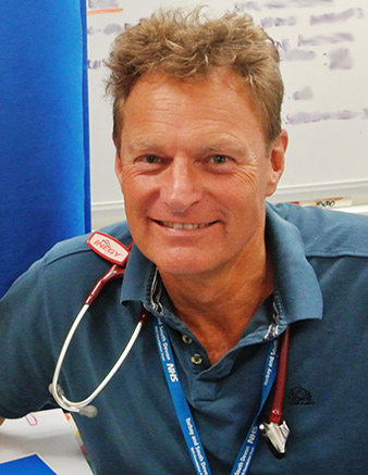 Torbay consultant cardiologist wins national award - Torbay