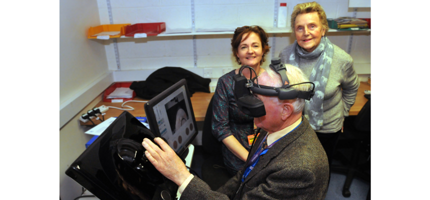 Torbay Hospital League of Friends fund £65k ophthalmoscopy simulator