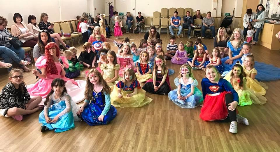 Princesses and superheroes help save £4,000 Louisa Cary fish tank