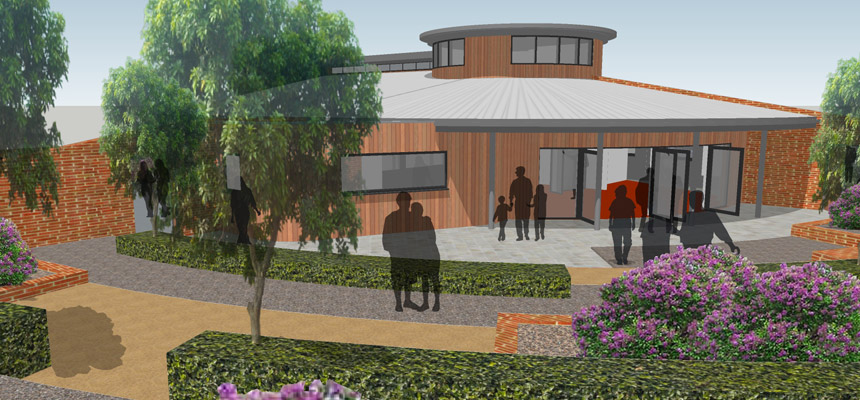 The new Brixham day centre