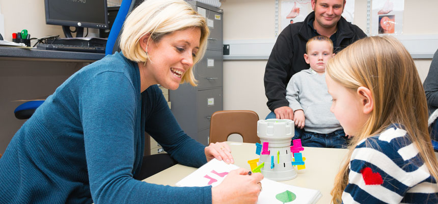 Children's Speech and Language Therapy