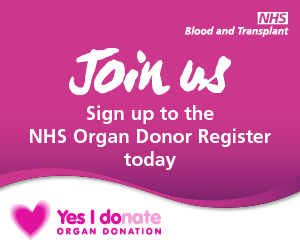Organ Donation Week -39 September 2018