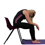 PhysiYo - Sitting forward bend