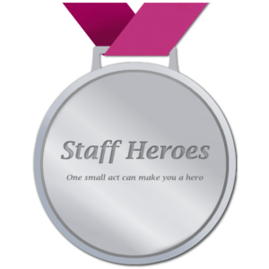 Staff Hero Awards