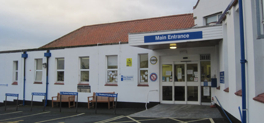 Teignmouth Community Hospital