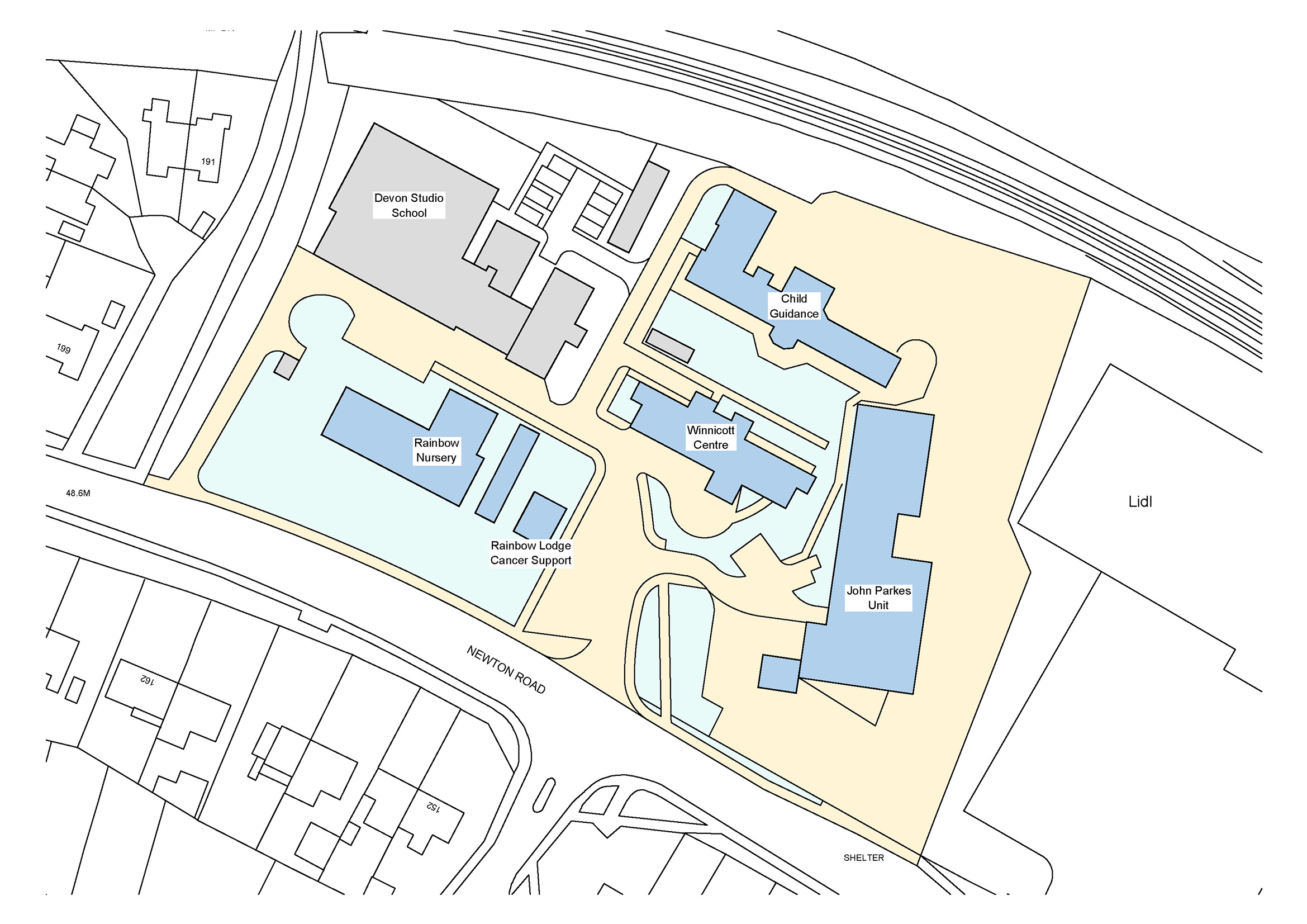 Torbay Hospital maps - Torbay and South Devon NHS Foundation