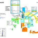 Torbay Hospital Level 4 map