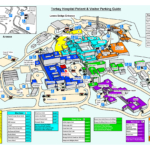 Torbay Hospital site map