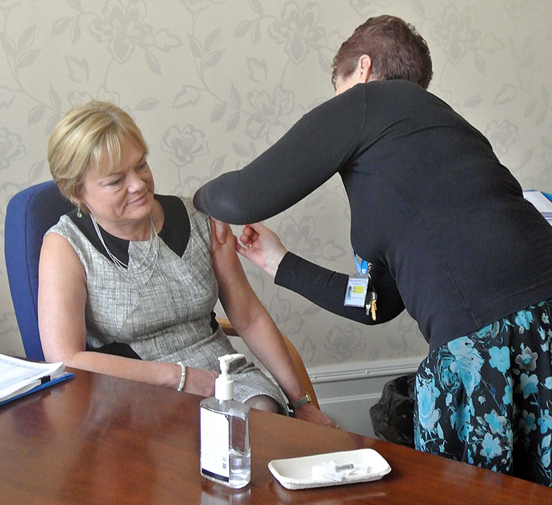 Weekend Diagnosis: Have the jab and protect yourself from the dangers of flu